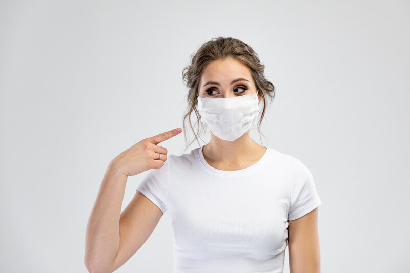 Get a Better-Fitting Face Mask With These Easy Adaptations - Image 1