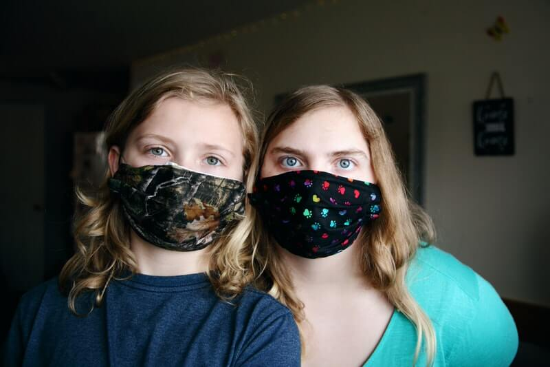 Decorate a Blank Face Mask - Image 4