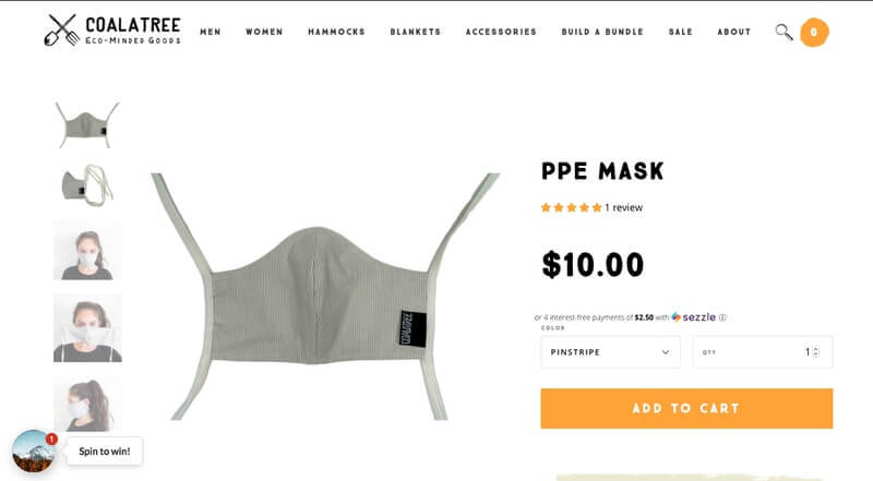 Where to Find Cloth Face Masks - Image 10