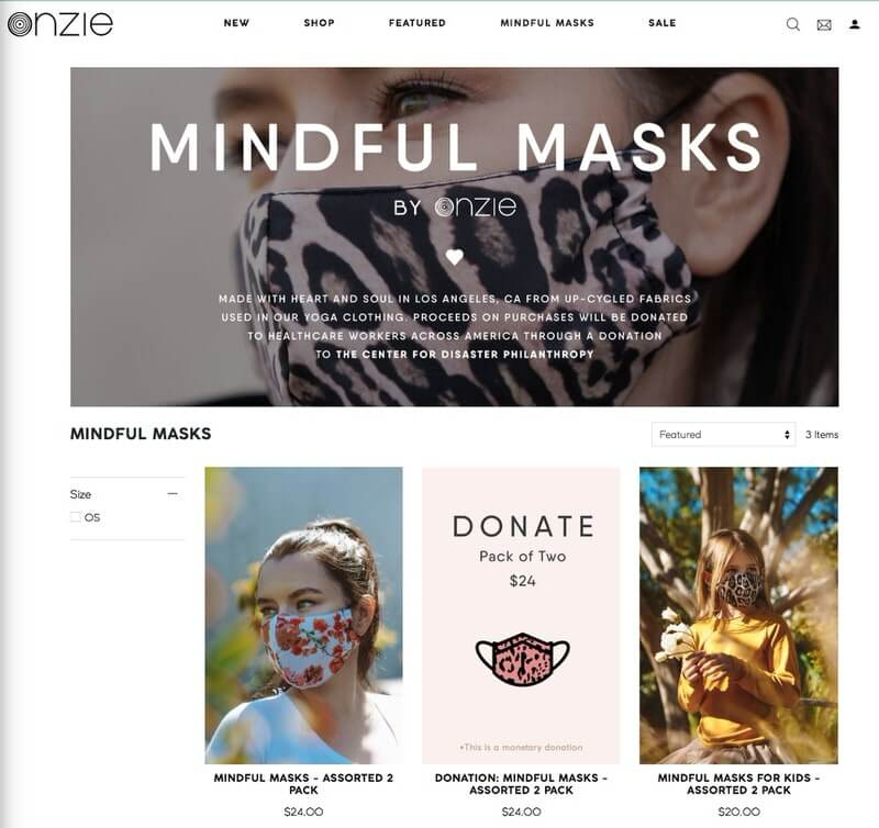 Where to Find Cloth Face Masks - Image 4