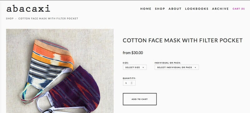 Where to Find Cloth Face Masks - Image 5