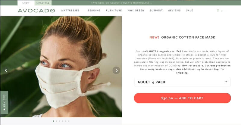 Where to Find Cloth Face Masks - Image 6