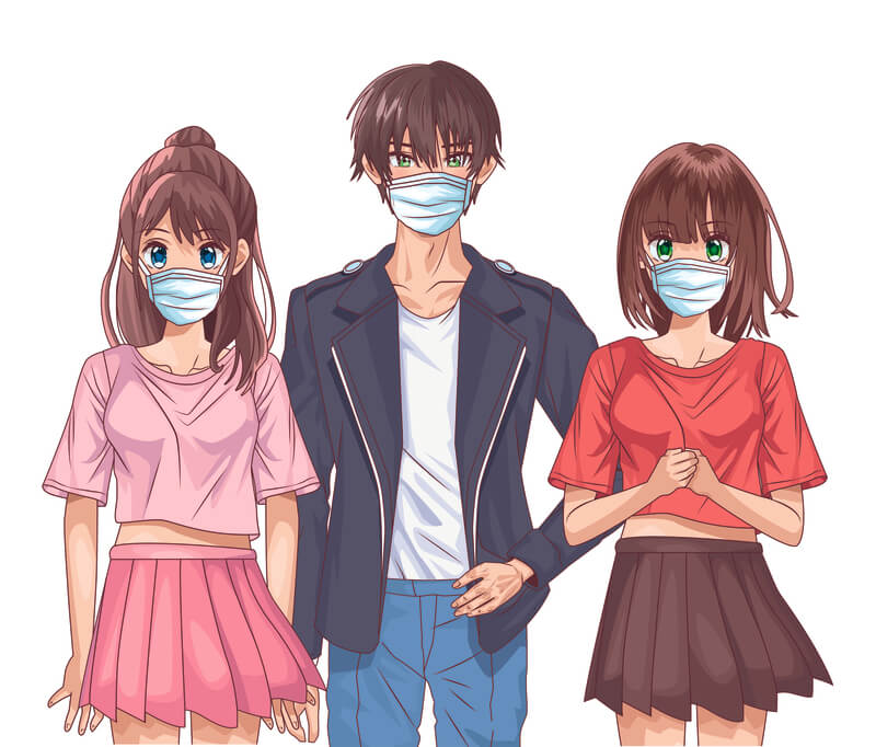 Where to Find an Anime Face Mask Online - Image 1